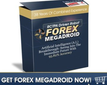 Forex MegaDroid review and robot