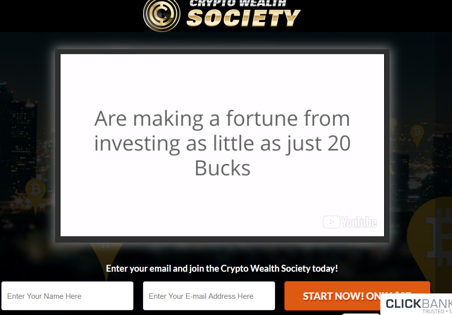 CryptoWealthSociety review