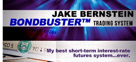 Jake Bernstein BondBuster Trading System