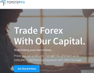 TopstepFX review