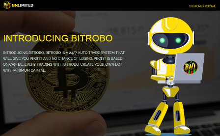 BNLimited bitrobo review