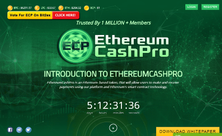 EthereumCashPro review