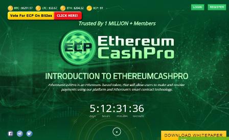 EthereumCashPro review