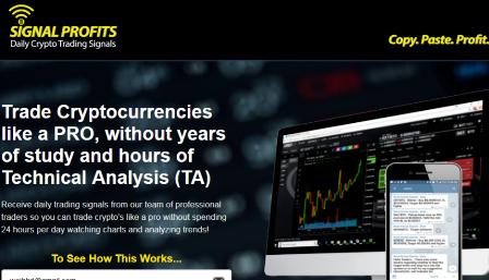 Signal Profits review