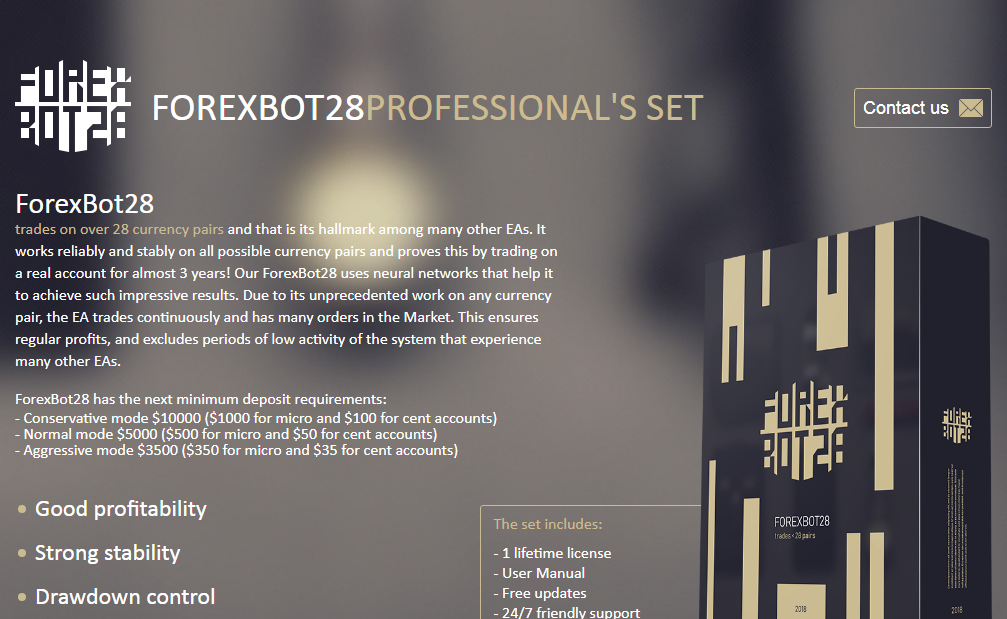 ForexBot28 review