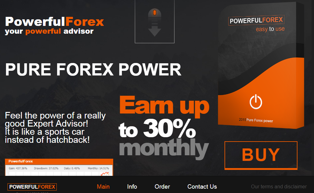 powerful forex ea review