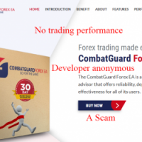 CombatGuard Forex EA review