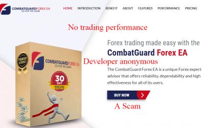 Combatguard forex ea
