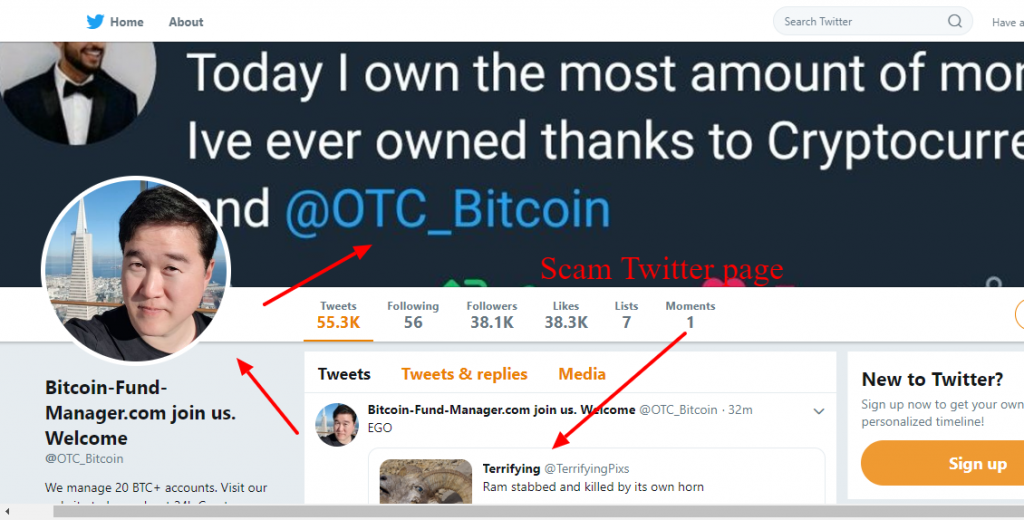 bitcoin fund manager twitter