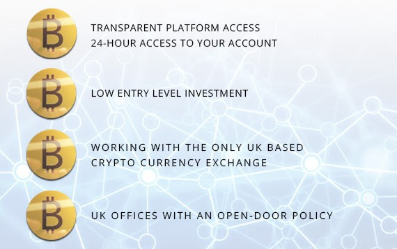 cryptocurrency managed accounts