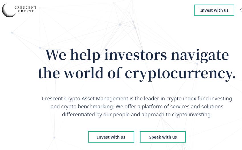 Crescent Crypto asset management