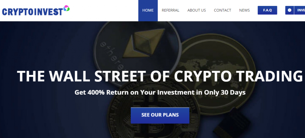 cryptoinvest.is review