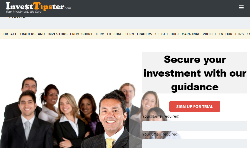 invest tipster review